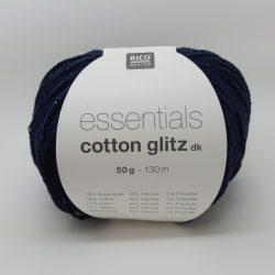 Cotton glitz