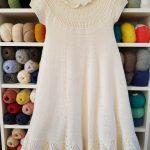 Katia cotton cashmere suknele