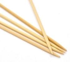 Rico bambuko virbalai kojinems