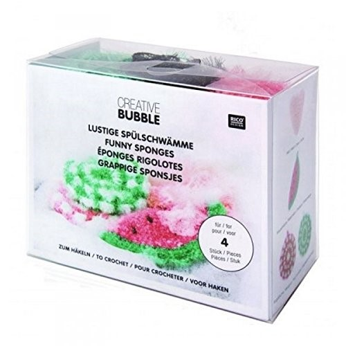 CROCHET KIT C BUBBLE rinkinys