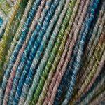 1011 Žalsvų-melsvų atspalvių