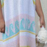 Rico Baby cotton soft DK megzta suknele tunika