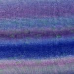 1451 Mėlyna-alyvinė-rožinė-šviesiai mėlyna