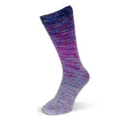 2043-Flotte-Socke-4f-Regenbogen-Multi-mezgimo siulai