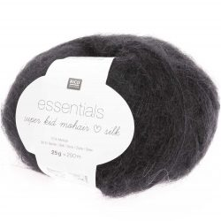 Rico mohair love silk
